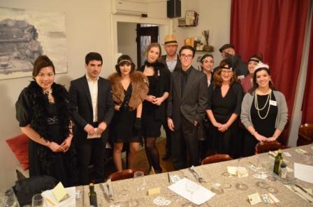 Studio Inglese Cena con Delitto